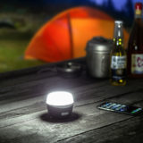 USB充電式のLEDライト(ランタン)3種は小型で持ち運びに便利!