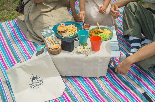 家族で夏びらきFES!バーガーピクニックキット
