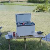 -22℃まで急速冷却&長時間保冷!車での外出時にも大活躍する冷蔵&冷凍庫「BCD-30」