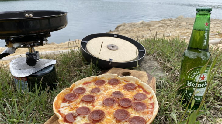 モバイルピザ釜PizzaHax
