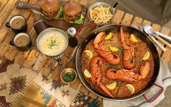 BAYCREW'S FOOD MARCHE ソトレシピ キャンプ飯