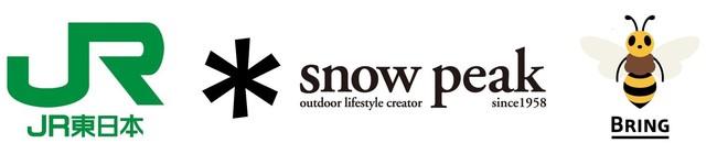 JR東日本 ✕ snow peak ✕ 日本環境設計 コラボエコバッグ
