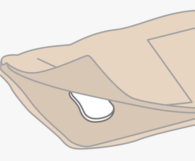 LOGOS「野電 あったかパッド(USB蓄電)」