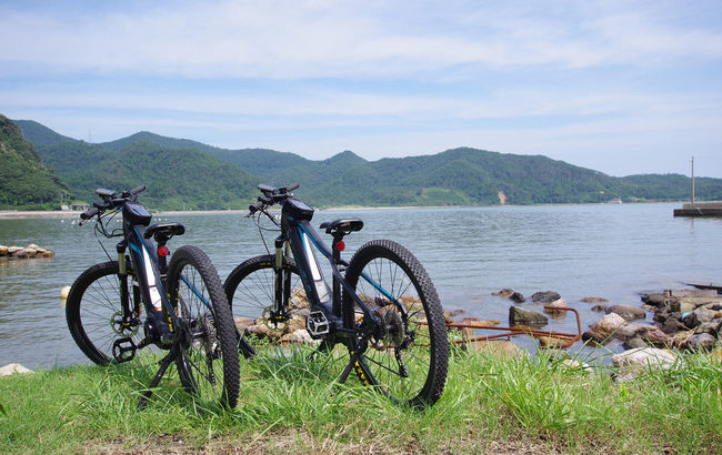 E-BIKE ADVENTURE OKI