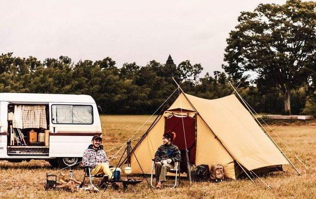 Columbia(コロンビア)の秋冬CAMPコレクションはヴィンテージキャンプスタイルが人気のYURIEが監修