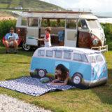 フォルクスワーゲンT1バス型のキッズテントが登場!子供の遊び場・隠れ家に!
