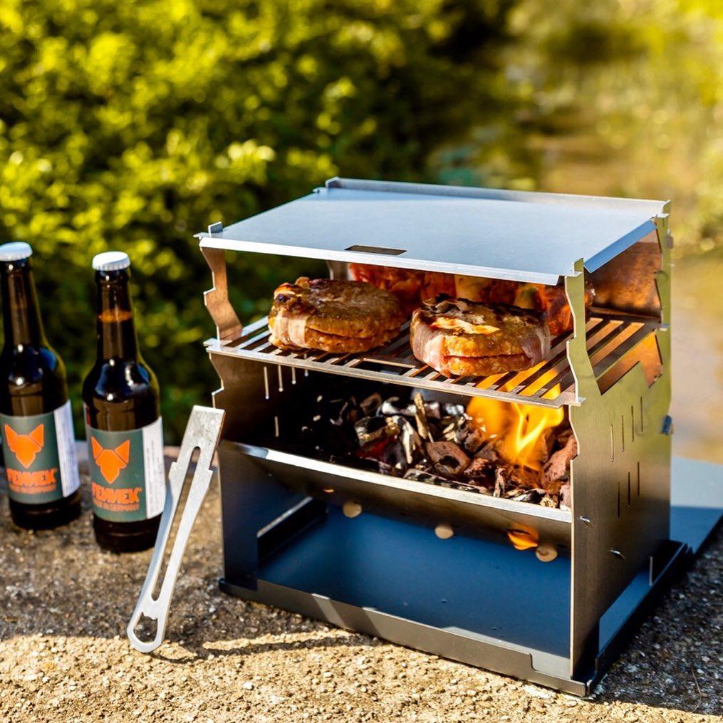 ドイツ製BBQコンロ『FENNEK Grill』