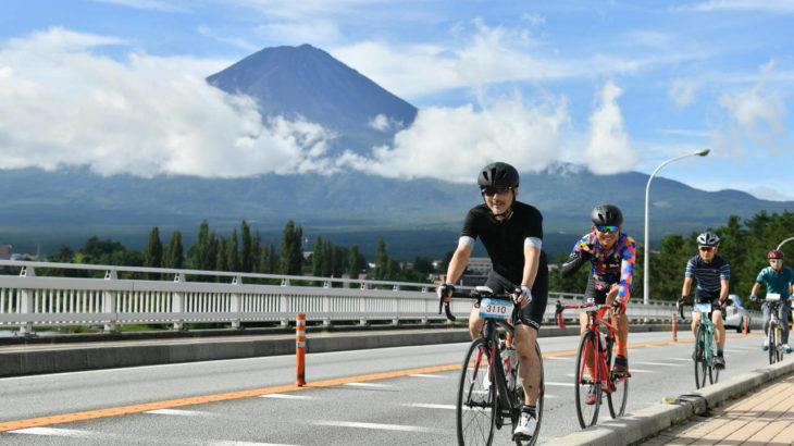 サイクルボール富士いちステージSPECIAL EDITION ~富士山1周サイクリング~ 10/11に開催