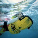 水中スクーターでダイビングやシュノーケリングをもっと楽しく快適に!