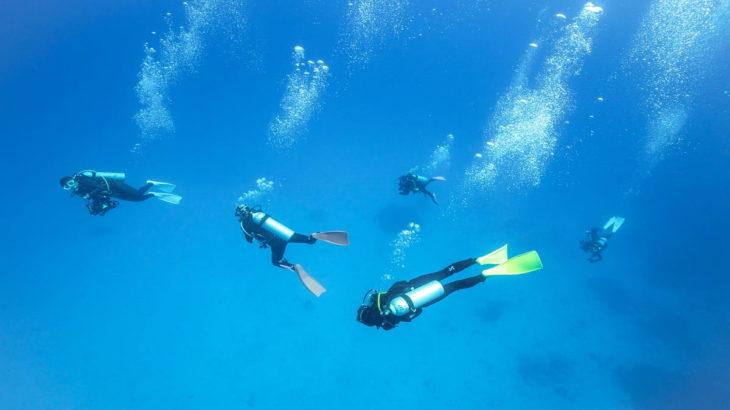 令和元年における「ダイビング事故」から考える安全ダイビングへの心構え