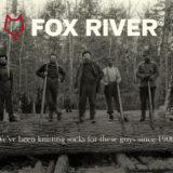 1世紀以上の歴史を持つアメリカ最古のソックスブランド「FOX RIVER」はアウトドア、スポーツ、ライフスタイルのパフォーマンスブランド