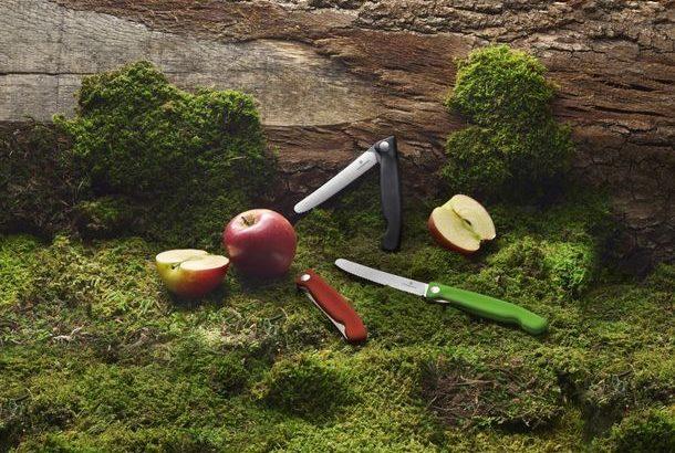Victorinoxがアウトドアでも便利な折りたたみ式ナイフを発売