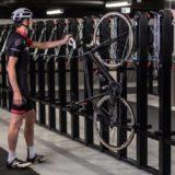 回転する自転車保管ラック「ステディラック」、公式ツイッターでプレゼントキャンペーン「ステディラックあげちゃうキャンペーン」を開催