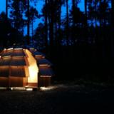 テントでもバンガローでもない新たな宿泊体験を提供する「camp pod」をリリース