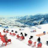 石打丸山スキー場が「スノーガーデンエリア」を12/26にオープン