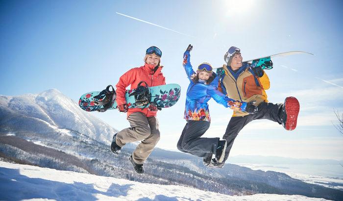 【星野リゾート】アルツ磐梯・猫魔スキー場