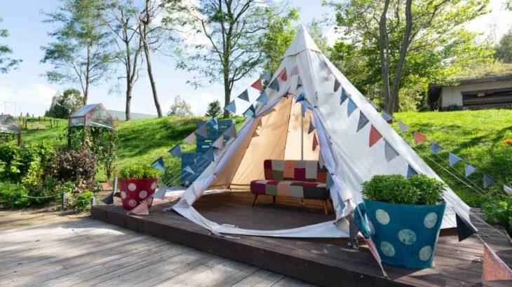 おしゃれにキャンプサイトを飾り付けするコツ!おすすめアイテムを紹介