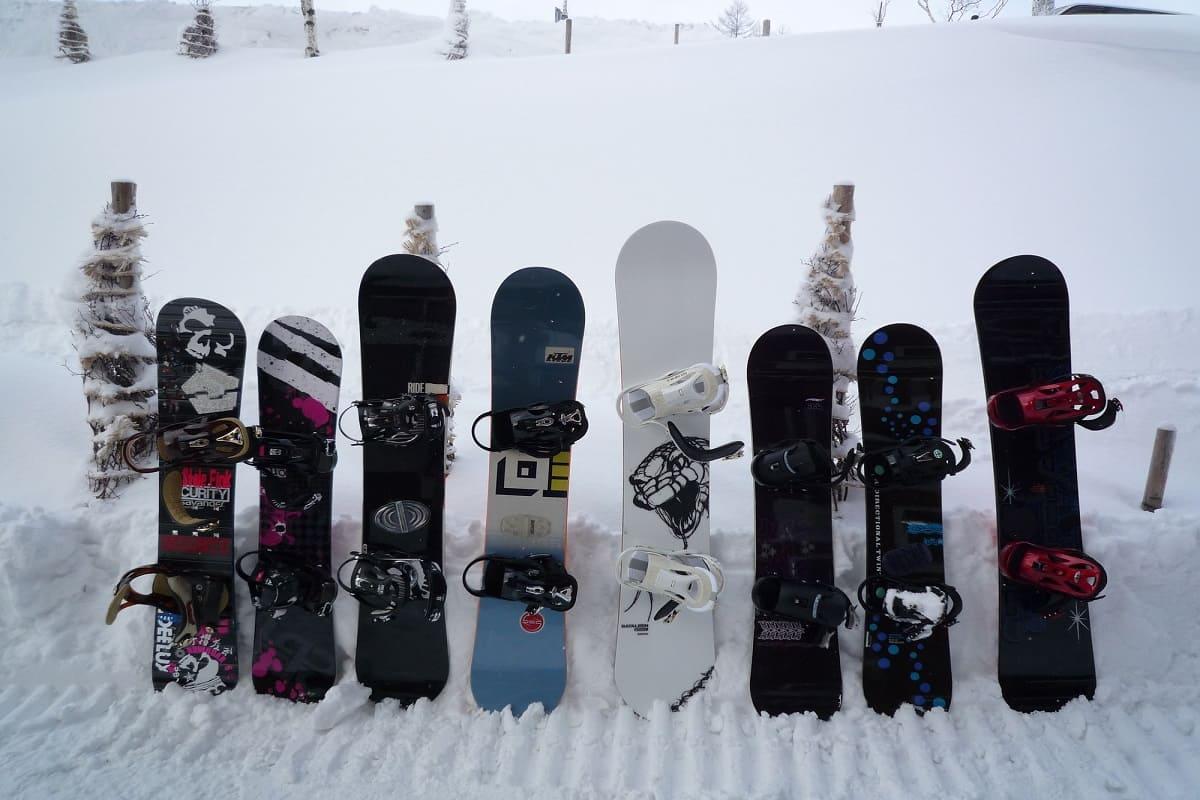 スノーボード ブランド