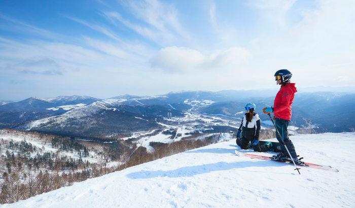 星野リゾート スキー場