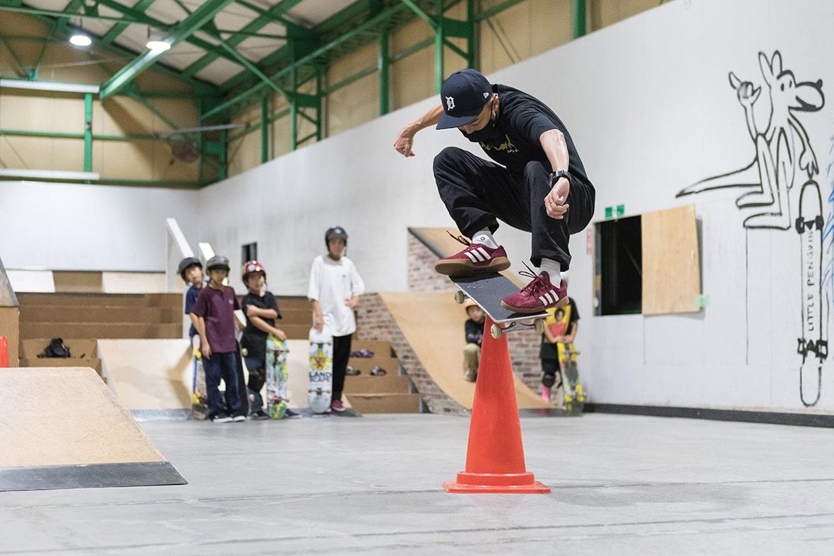 荒畑 スケートボード