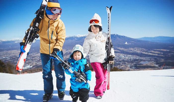 リゾナーレ八ヶ岳のスノー旅