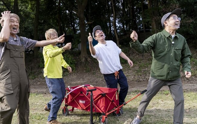 キャンプ初心者パパにオススメ!「おぎやはぎのハピキャン」で金子貴俊流 ファミリーキャンプ!