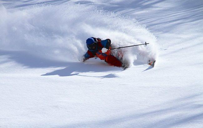 岐阜県郡上市のスキー場