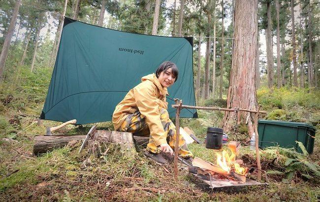日本初!キャンパー向け森林レンタルサービス「forenta」スタート