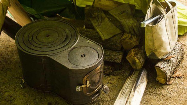 薪ストーブで冬のアウトドアを楽しむ!屋外用薪ストーブの選びかたとおすすめをご紹介