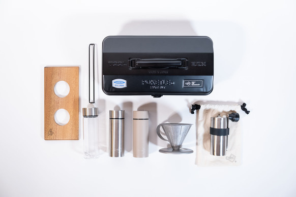 POKETLE COFFEE KIT(ポケトル コーヒー キット)
