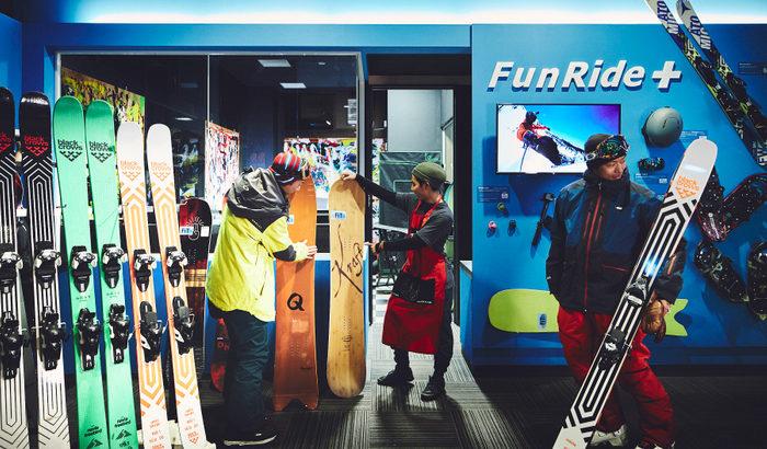 星野リゾート アルツ磐梯、いつもの滑りに楽しいをプラスするサービス「Fun Ride+(プラス)」今シーズンも実施