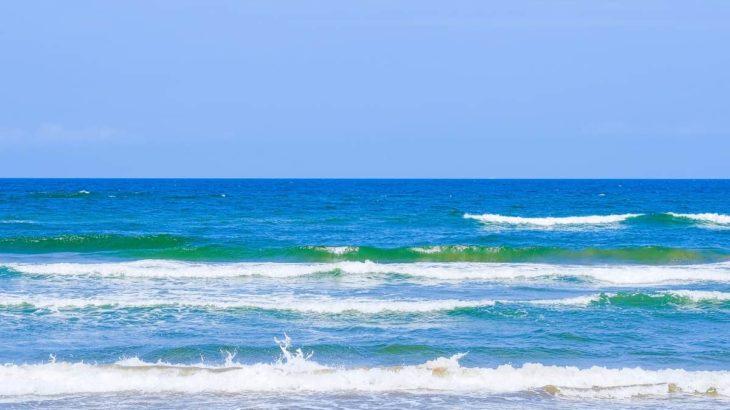 海の色が場所や時間によって違うのはなぜ?海のことをもっと知ろう!