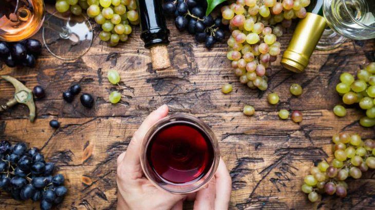 キャンプ ワイン