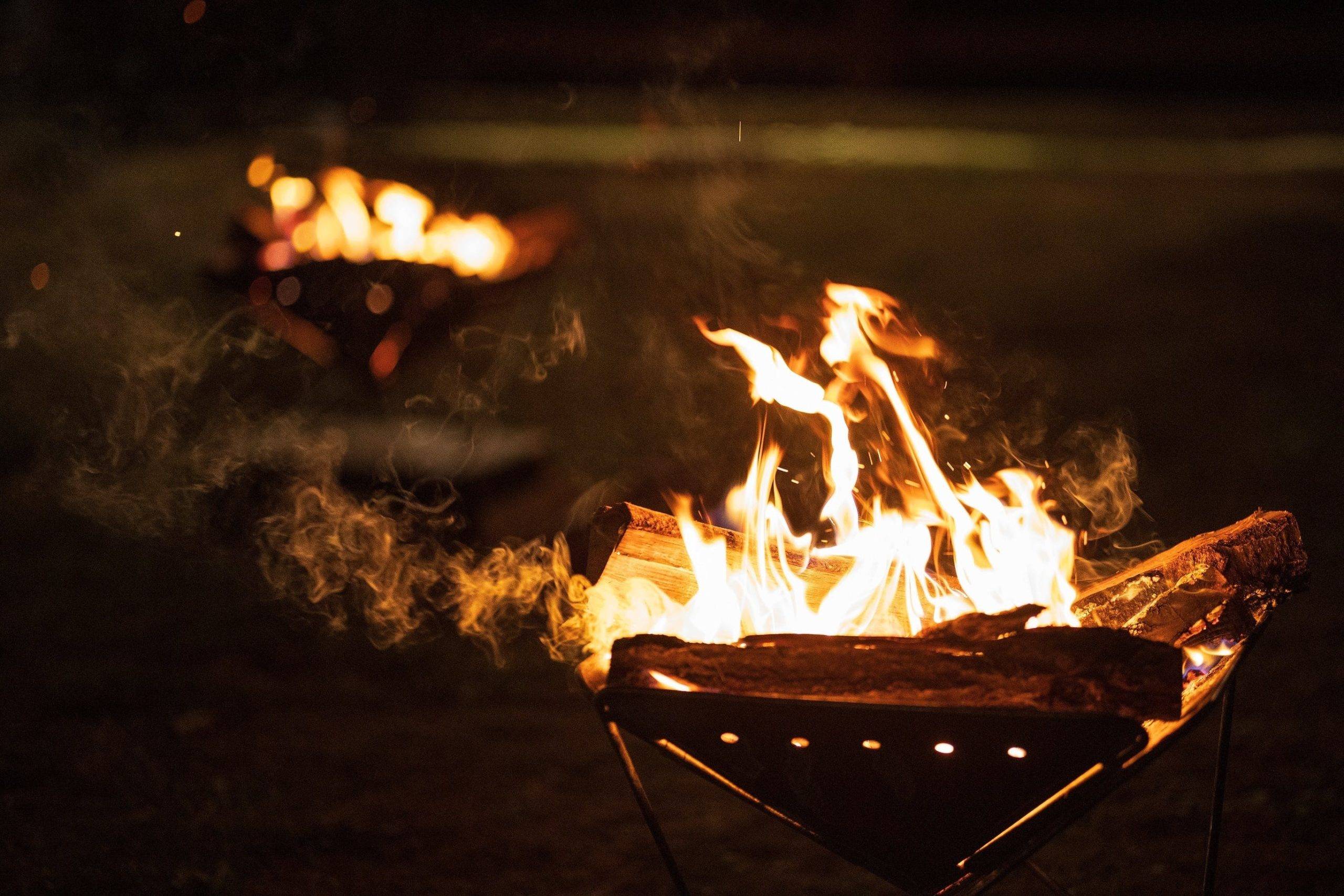 天然素材の着火剤「HIDANE」