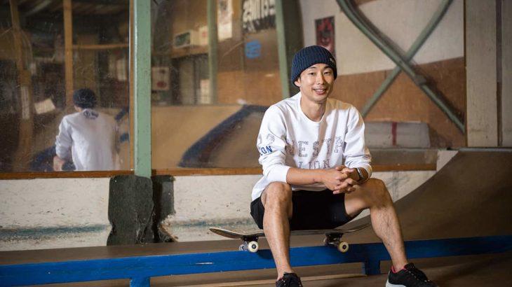 【中坂優太】プロスケーターから理学療法士へ〜論理的スケートボードスクール取材記②〜