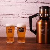 YONA YONA BEER WORKS、2021年初売りはアウトドアでクラフトビールが楽しめるグラウラー