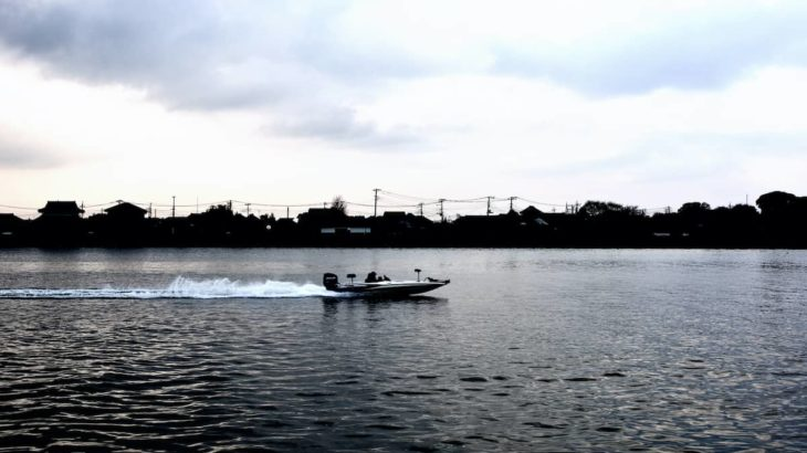 バス釣り 汽水域 タイダルリバー