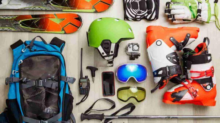 スキー用品セール
