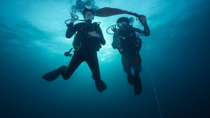 減圧症のリスクを減らすダイビング!安全停止のやり方とコツ