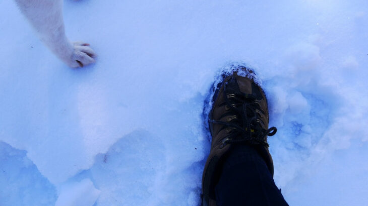 雪中キャンプに大活躍するブーツ選び!雪中キャンプを快適に過ごすには足もとが大切