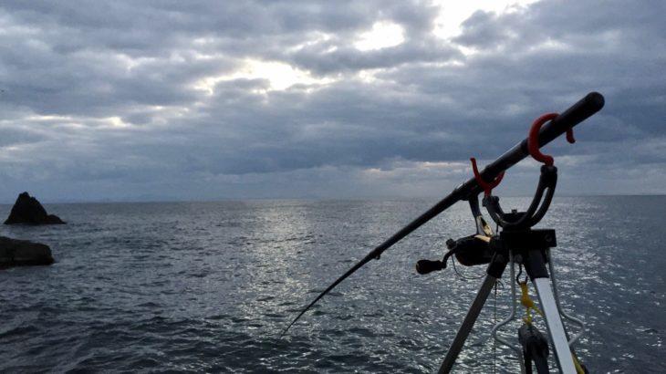 イカ釣り 保存