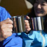 冬キャンプはあったかい飲み物がベスト!冬キャンプ用マグカップの選びかたとおすすめを紹介