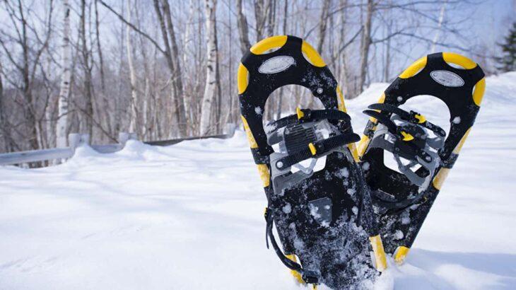雪中キャンプのスノーシュー選び!シーズンオフのお手入れ方法も紹介