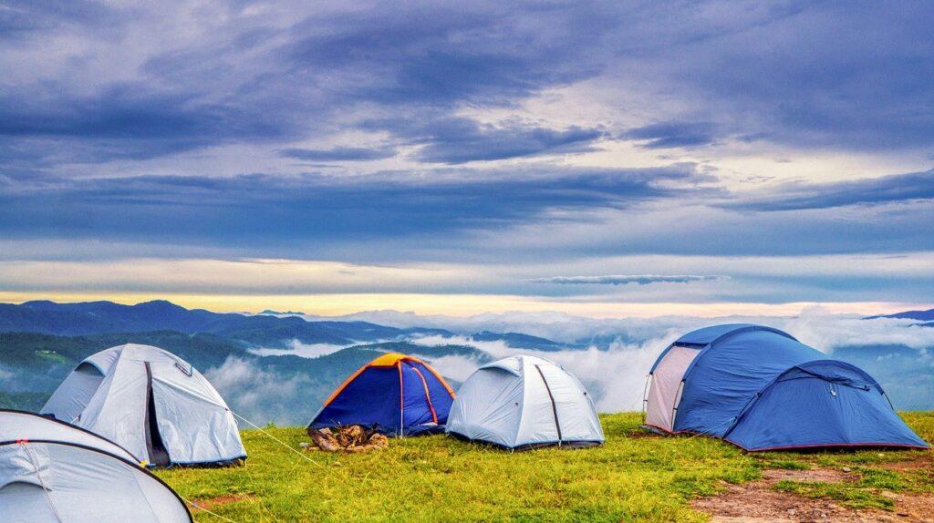 キャンプ アプリ