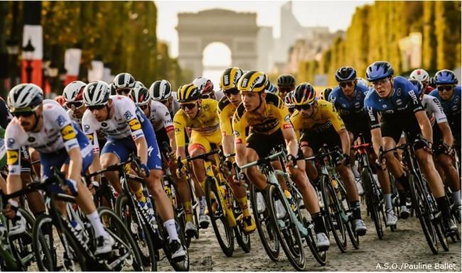 サイクルロードレース2021シーズン放送・配信ラインアップ