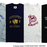スタジオジブリ大人のアメカジブランド「GBL」、アウトドアシーンにも重宝する、保温性に優れたサーマルロングスリーブTシャツ