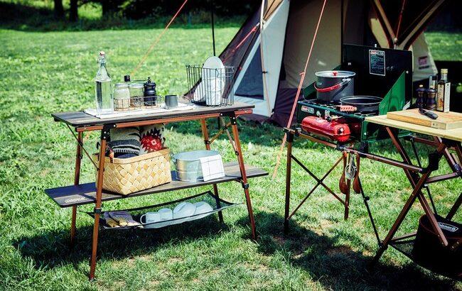 Colemanマスターシリーズにワンランク上のキャンプへと導く3製品が登場