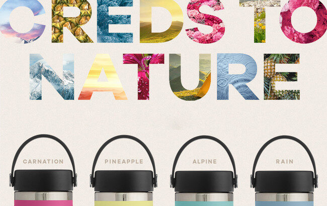 世界No.1のシェアを誇るボトルブランド「Hydro Flask®︎」より、春夏の4色が到着
