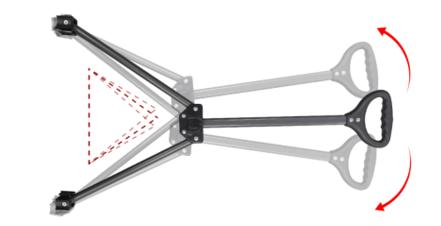 折り畳み式キャリーワゴン
