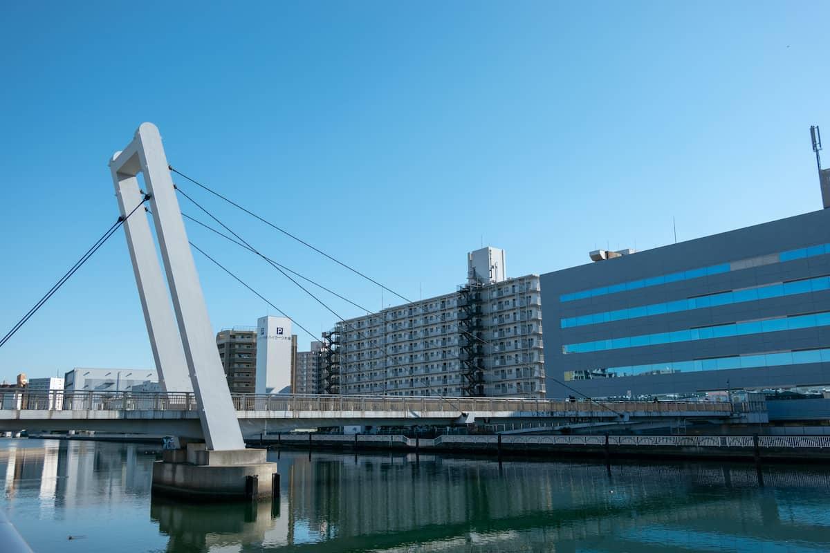 海釣り 東京都江東区
